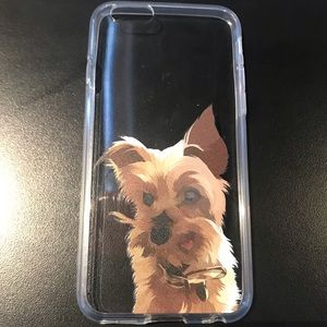 iPhone 6/6s Yorkshire Terrier (Yorkie) dog case